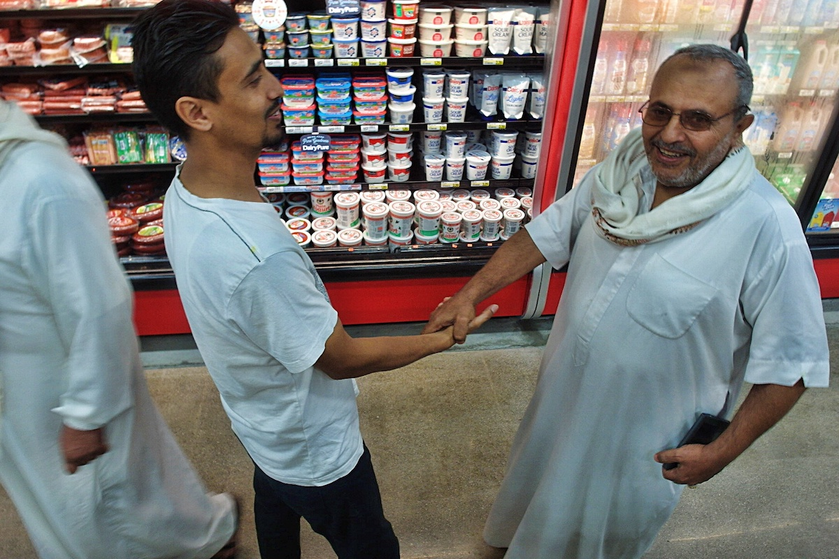 The new Al-Haramain International Foods location is the