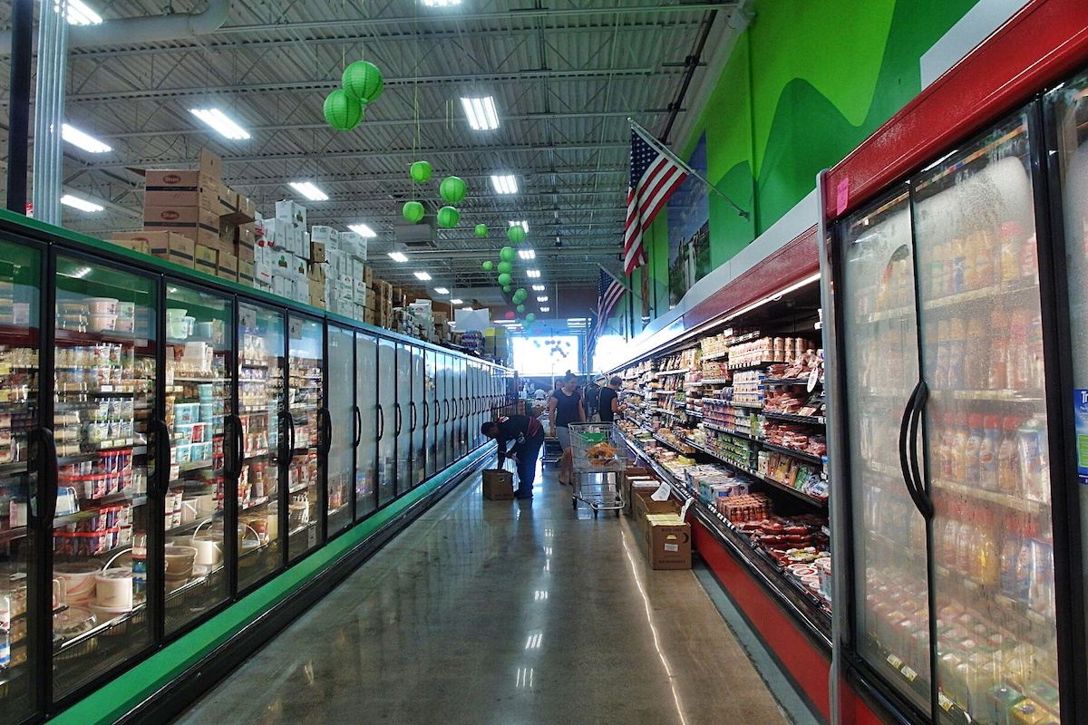 The new Al-Haramain International Foods location is the answer to